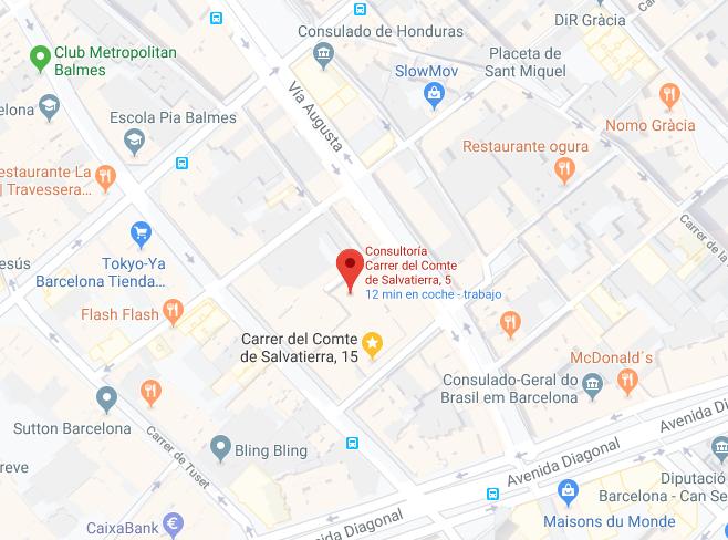 ESEP DUAL - C/Comte de Salvatierra 5-15. 08006 Barcelona